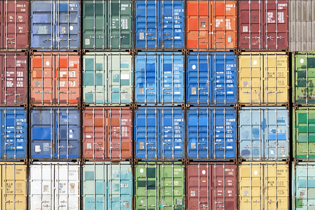 A Guide to Intermodal Shipping Containers and