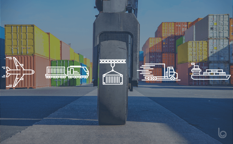 Modes of Transportation in the Global Supply Chain | Blume